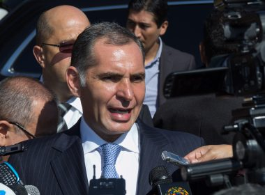 Gobernador Gabino Cué
