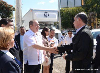IMSS Oaxaca y Gobierno del Estado.