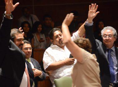 LXll Legislatura de Oaxaca