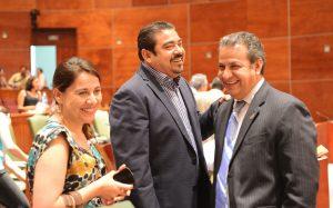 Gerardo García Henestroza, integrante de la Comisión para la defensa de los Chimalapas
