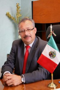 Pedro Rafael Martínez Martínez, Contralor General de la UABJO