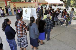 Elecciones de agentes municipales y de policía
