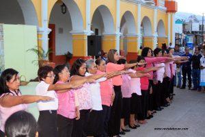 Toma Protesta el Voluntariado de Zaachila
