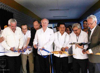 Inauguración del Centro de Investigación de la Facultad de Medicina.