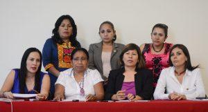 Diputadas de la LXII Legislatura de Oaxaca