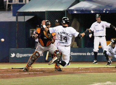 Guerreros de Oaxaca perdió el primer juego de la serie