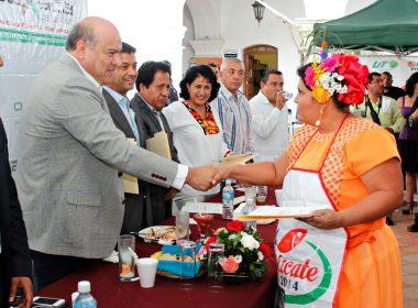 Javier Villacaña Jiménez, Presidente Municipal de Oaxaca