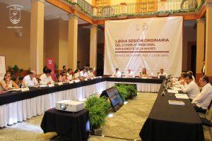 Sesión Ordinaria del Consejo Regional Sur Sureste de la ANUIES