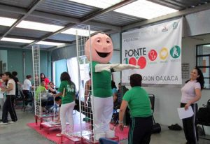 Centro de Seguridad Social Oaxaca