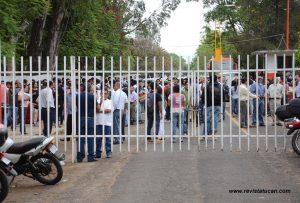 Instalaciones del Instituto Tecnológico de Oaxaca