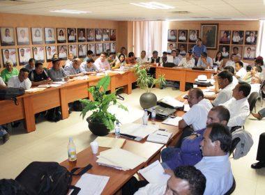 Personal directivo del Colegio de Bachilleres del Estado de Oaxaca