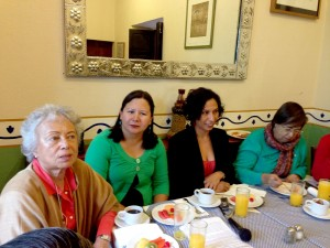 Anabel López, Directora del Instituto de la Mujer Oaxaqueña