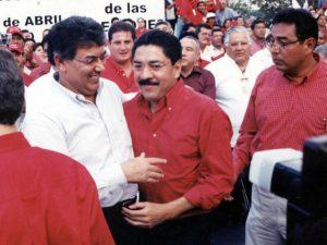 José Murat y Ulises Ruiz
