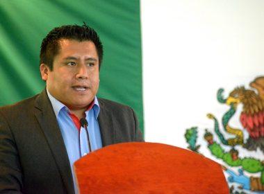 Jefté Méndez del Partido Nueva Alianza