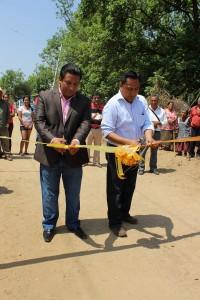Raciel Vale López, Presidente Municipal de Zaachila, Oaxaca.