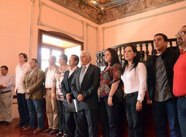 "Clausura de la Jornada de Periodismo ""Ética y Poder"""