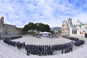 Plaza de la Danza, Oaxaca