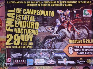 Final del Campeonato Estatal de Enduro 2014