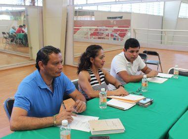Prenacional de la Zona VII en Oaxaca