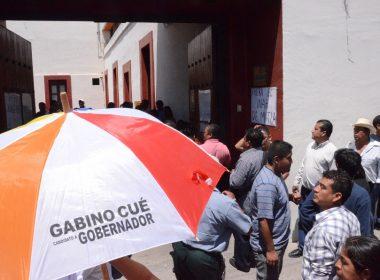 Pobladores de Mitla toman las oficinas del INAH