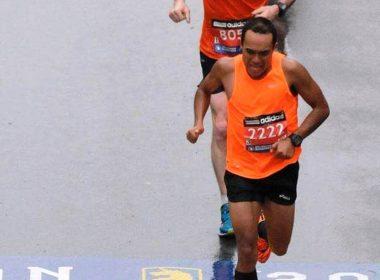 Maratón de Bosto