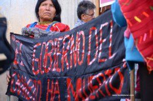 Mujeres de comunidades indigenas