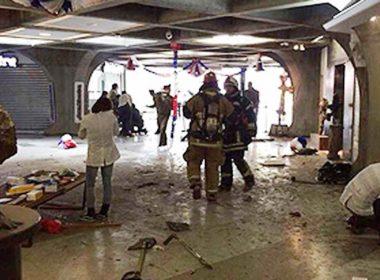 Bombazo en el metro de Chile