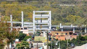 Avance significativo de la obra en el Cerro del Fortín