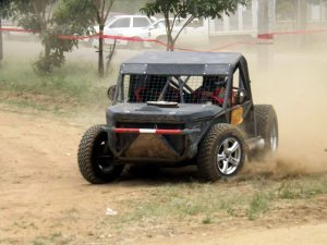 Off Road en Arrazola