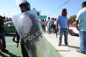 Presencia policíaca