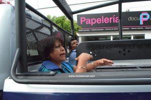 Integrantes del STEUABJO detenidos
