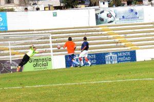 Gol del empate, por said Hernández