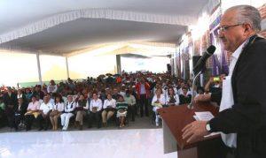 Juan díaz Pimentel, delegado del IMSS en Oaxaca