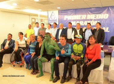 Listo el medio maratón Acreimex 2016