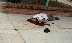 Muerto en Texas de Morelos, Ocotlán.