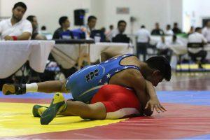 Nacional de Lucha Olimpica