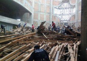 15 sepultados en la catedral