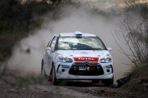 MONDAY TEST WRC R3 MEXICO