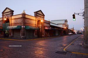 Mercado Benito Juárez, libre de ambulantes