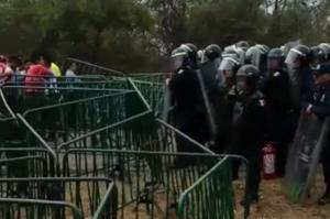 Vallas policíacas