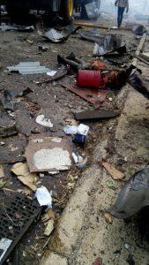 13 muertos en cifras oficiales