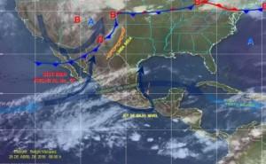 Lluvias fuertes para Oaxaca, el pronóstico
