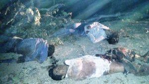 Masacre en Tepalcatepec