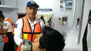 Operativo alcoholímetro en Oaxaca