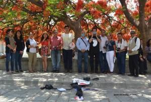 Día Mundial de la Libertad de Prensa en Oaxaca