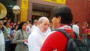 José Luis Chavez Botello frente a los paralímpicos
