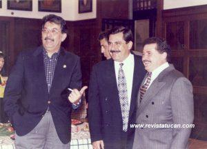 Murat, Fraguas y Pepe Toño, época electoral