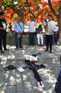 Periodistas de Oaxaca