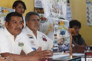 """Presentación de la Tercera Fecha del Campeonato Estatal """"Fórmula Oaxaca-Escapes Monterrey"""""""