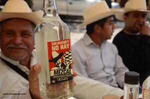Productores de Mezcal en Oaxaca